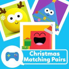 Christmas Matching Pairs