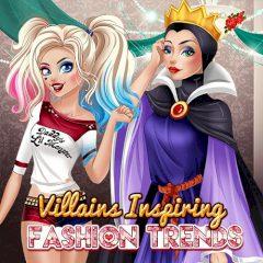Villains Inspiring Fashion Trends