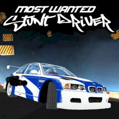 Most Wanted Stunt Driver