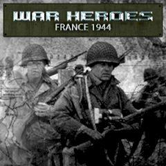 War Heroes France 1944