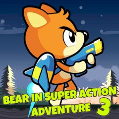 Bear in Super Action 3