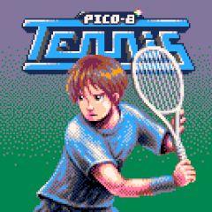 Pico-8 Tennis
