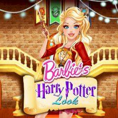 Barbie's Harry Potter Look
