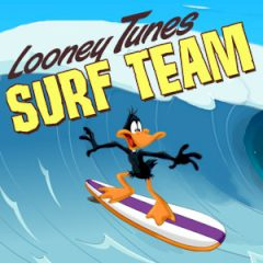 Looney Tunes Surf Team
