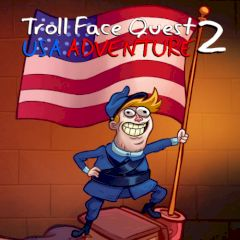 Troll Face Quest USA Adventure 2