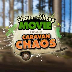 Shaun the Sheep Caravan Chaos