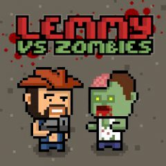 Lemmy vs Zombies