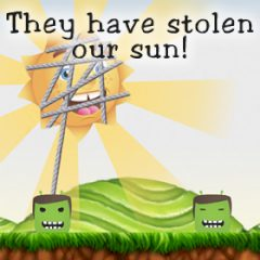 They Have Stolen our Sun!