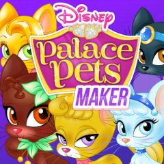 Disney Palace Pets Maker