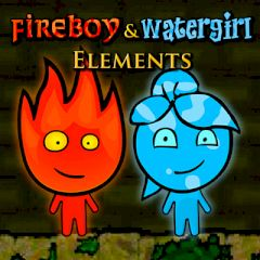Fireboy & Watergirl Elements