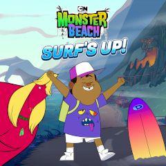 Monster Beach Surf's up!