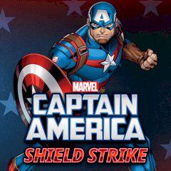 Captain America Shield Strike