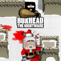 Boxhead. The Nightmare: X-mas