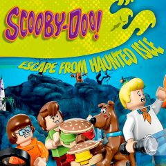 Scooby-Doo! Escape from Haunted Isle