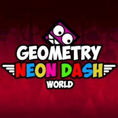 Geometry Neon Dash World