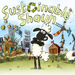 Shaun the Sheep Sustainable Shaun