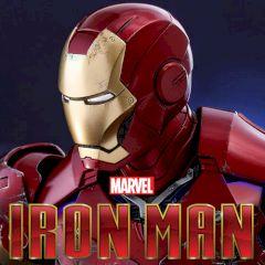 Iron Man. Mark 3 Suit Test