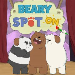 We Bare Bears Beary Spot on