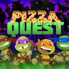Teenage Mutant Ninja Turtles Pizza Quest
