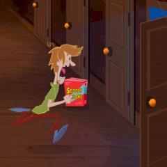 Scooby-Doo. Hallway of Hijinks