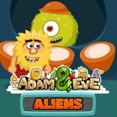 Adam & Eve Aliens