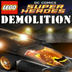 LEGO Super Heroes Demolition