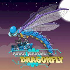Robot Jurassic Dragonfly