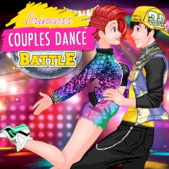 Princess Couples Dance Battle