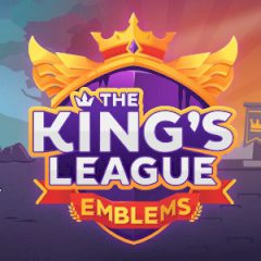 The King's League Emblems