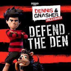 Dennis & Gnasher: Unleashed! Defend the Den