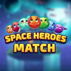 Space Heroes Match