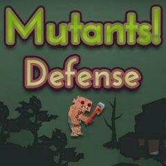 Mutants! Defense