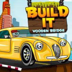 Build it: Wooden Bridge