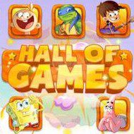 Nickelodeon: Hall of Games