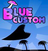 Blue Custom!