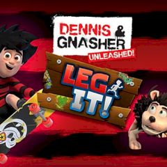 Dennis & Gnasher Unleashed! Leg it!