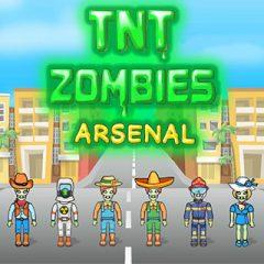 TNT Zombies. Arsenal