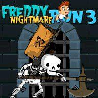 Freddy Run 3 Nightmare