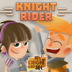 My Knight and me Knight Rider