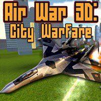 Air War 3D: City Warfare