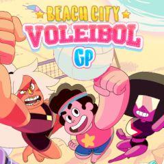 Steven Universe Beach City Voley GP