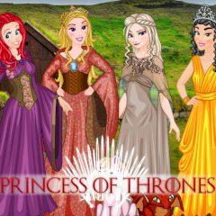 Princess of Thrones