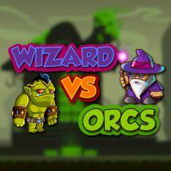 Wizard vs Orcs