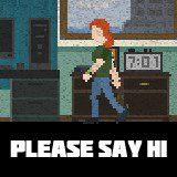 Please Say Hi