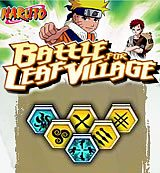 Naruto. Battle For Leaf Village