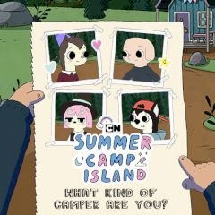 Summer Camp Island What Kind of Camper are You?