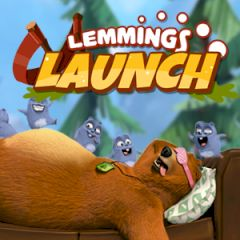 Grizzy & the Lemmings Lemmings Launch