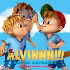 Alvin and the Chipmunks Football