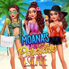 Moana's Paradise Escape