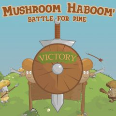 Mushroom Haboom: Battle for Pine